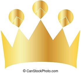 gouden kroon