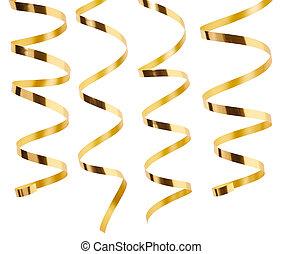 gouden lint, verzameling