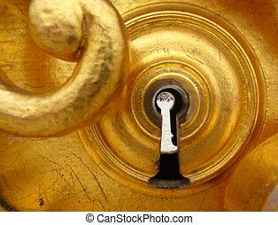 gouden poort