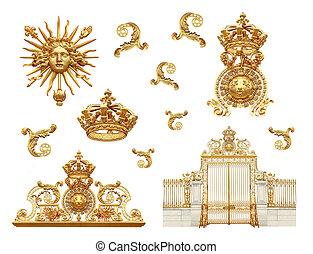 gouden, poorten
