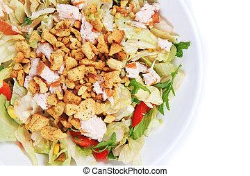 gourmet ceasar salad