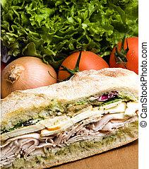 gourmet chicken sandwich - gourmet buffalo chicken sandwich ...