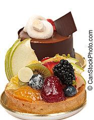 gourmet, dessert