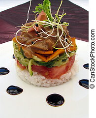 Gourmet Food Stacker