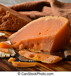 Gourmet Mimolette Cheese