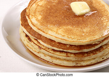 Gourmet pancakes - Made with organic ingredients ,soy flour