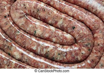 sausage - gourmet sausage