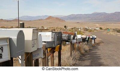 goutte, postal, vendange, rang, désert, grunge, démodé, ...