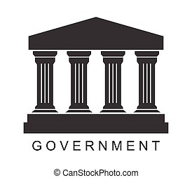 gouvernement, icône