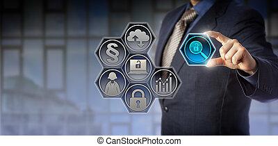 Governance Officer Managing Regulatory Compliance