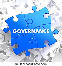Governance on Blue Puzzle. - Governance on Blue Puzzle on...