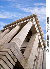 Government Building - A generic architecture style used for ...