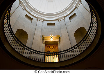 Government Building Dome - A generic dome style used for...