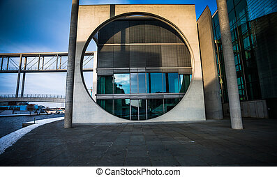 government building - building in the government district of...