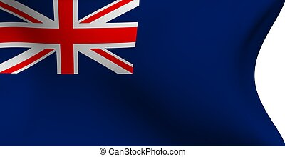 Government ensign of UK flag