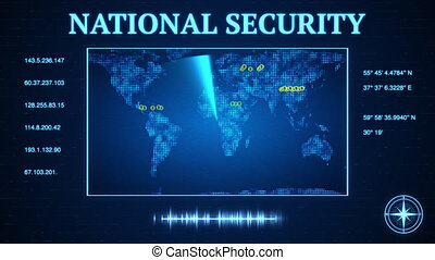 Government national security agency cracks down on virtual...
