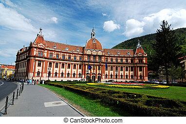 Government of Brasov county Romania