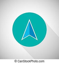 Arrow Navigation Icon