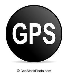 gps, ikon