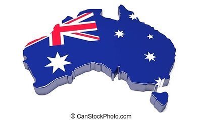 gps., maps., australia., navigation, voyage, australie