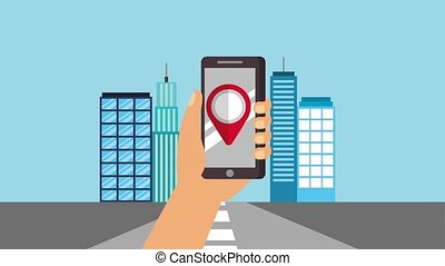 gps navigation application