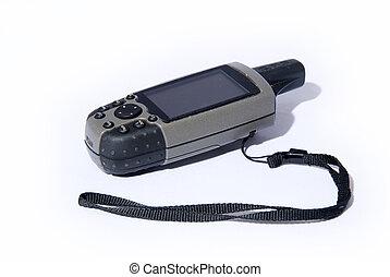 GPS receiver - High-sensitivity GPS receiver, barometric...