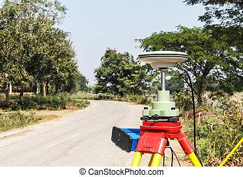 GPS surveying