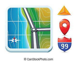 GPS window