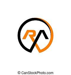 gráfico, conceito, modernos, r, vector., ilustrações,...
