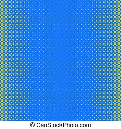 gráfico, cor experiência, padrão, abstratos, -, halftone, vetorial, modelo, ponto