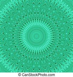 gráfico, estrella, plano de fondo, ornamento, resumen, -, vector, diseño, estrellas, patrón, curvo, mandala, fractal, redondo, calidoscopio