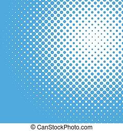 gráfico, modelo, padrão, -, halftone, vetorial, fundo, ponto