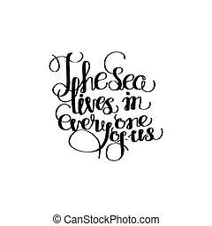 gráfico, oceânicos, citação