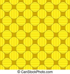 gráfico, padrão, abstratos, -, desenho, fundo, círculo, repetindo
