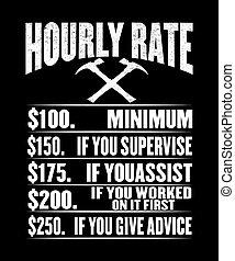 gráfico, tasa, hourly