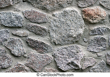 gránit, kőművesség