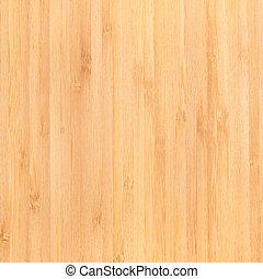 grão madeira, textura, bambu