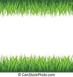 gräs, gräns