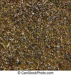 gräs, seamless, struktur, vinter