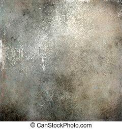 grå, abstrakt, bakgrund, struktur