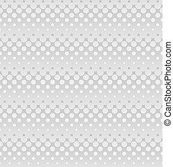 grå, nät, mönster, ligh, seamless, halftone, design.