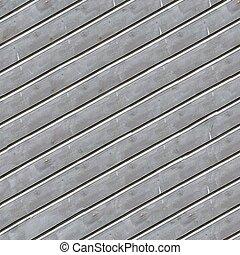 grå, trä, door., seamless, struktur, hög, upplösning