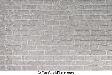 grå, vägg