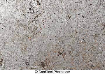 gråne, metallisk, baggrund