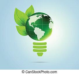 grön, begrepp