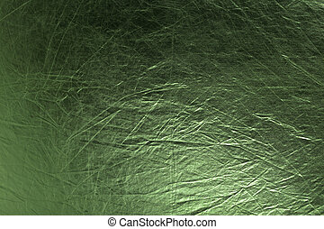 grön fond, metallisk