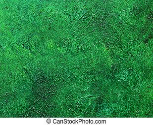 grön fond