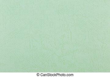 grön, papper, struktur
