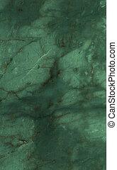 grön, struktur, marmor