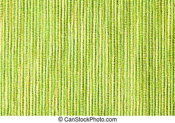 grön, tabletter, struktur